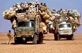 transports africains