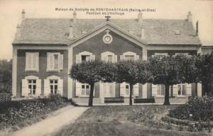 Hopital pavillon de l'horloge