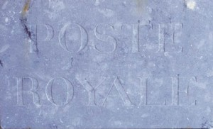 plaque-poste-royale-jouars-pontchartrain 2